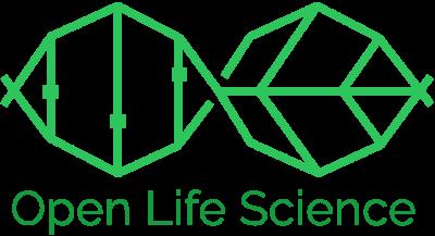 Open Life Science logo