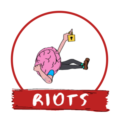 RIOT Science Club logo