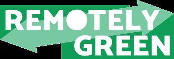 Remotely Green logo