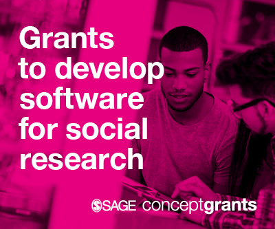 Grants to develop software for social research