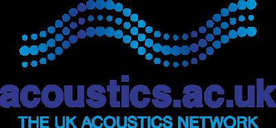 UK acoustics network logo