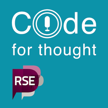 Code for thought logo