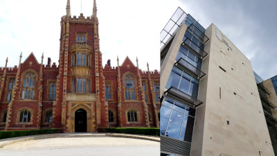Queens University and Ulster University
