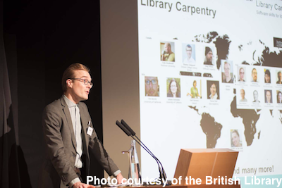 British Library awards, Library Carpentry