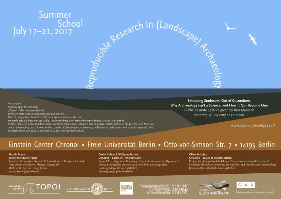 Berlin summer school