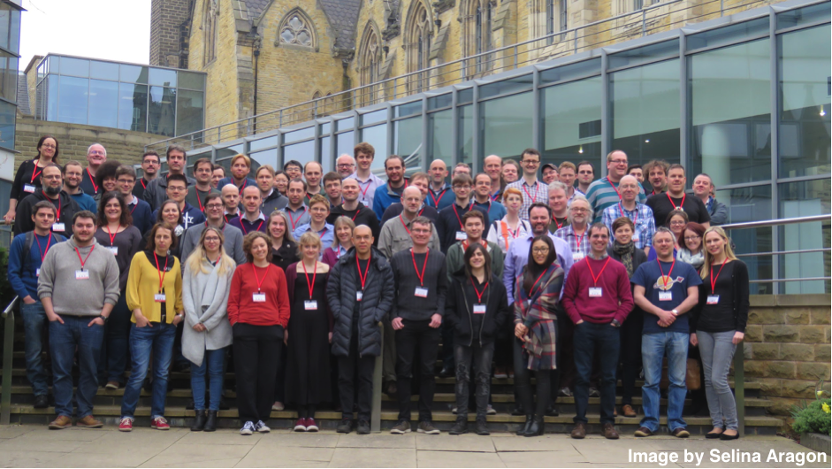 Collaborations Workshop 2017 in Leeds