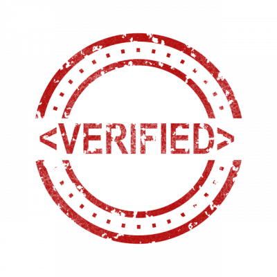 Verified stamp