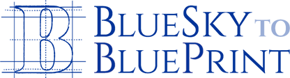 BlueSky to BluePrint logo