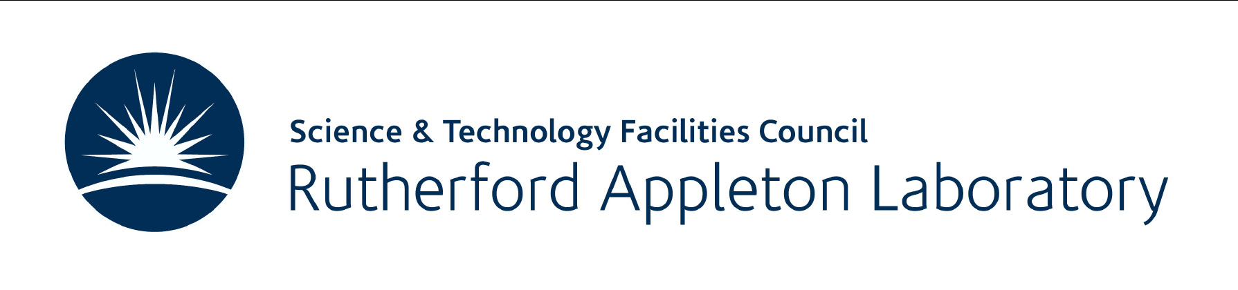 The Rutherford Appleton Laboratory logo