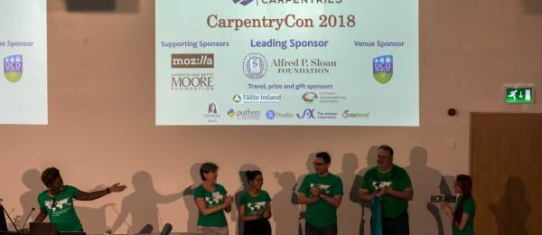 CarpentryCon Dublin 2018
