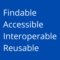 FAIR: Findable, Accessible, Interoperable, Reusable