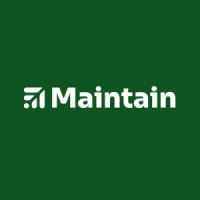 New Maintain logo