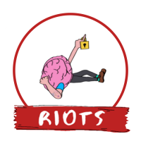 RIOT Science Club logo