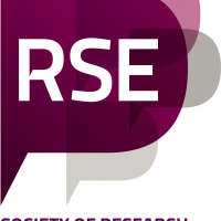 Logo of Society of Research Software Engineering