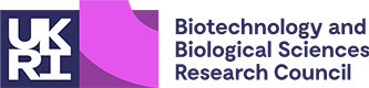 UKRI BBSRC logo